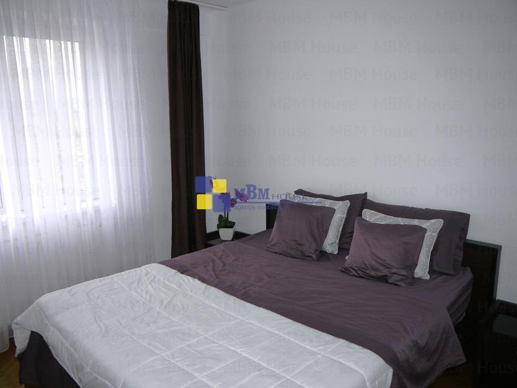 Apartament 3 camere mobilat zona Vlahuta ITC