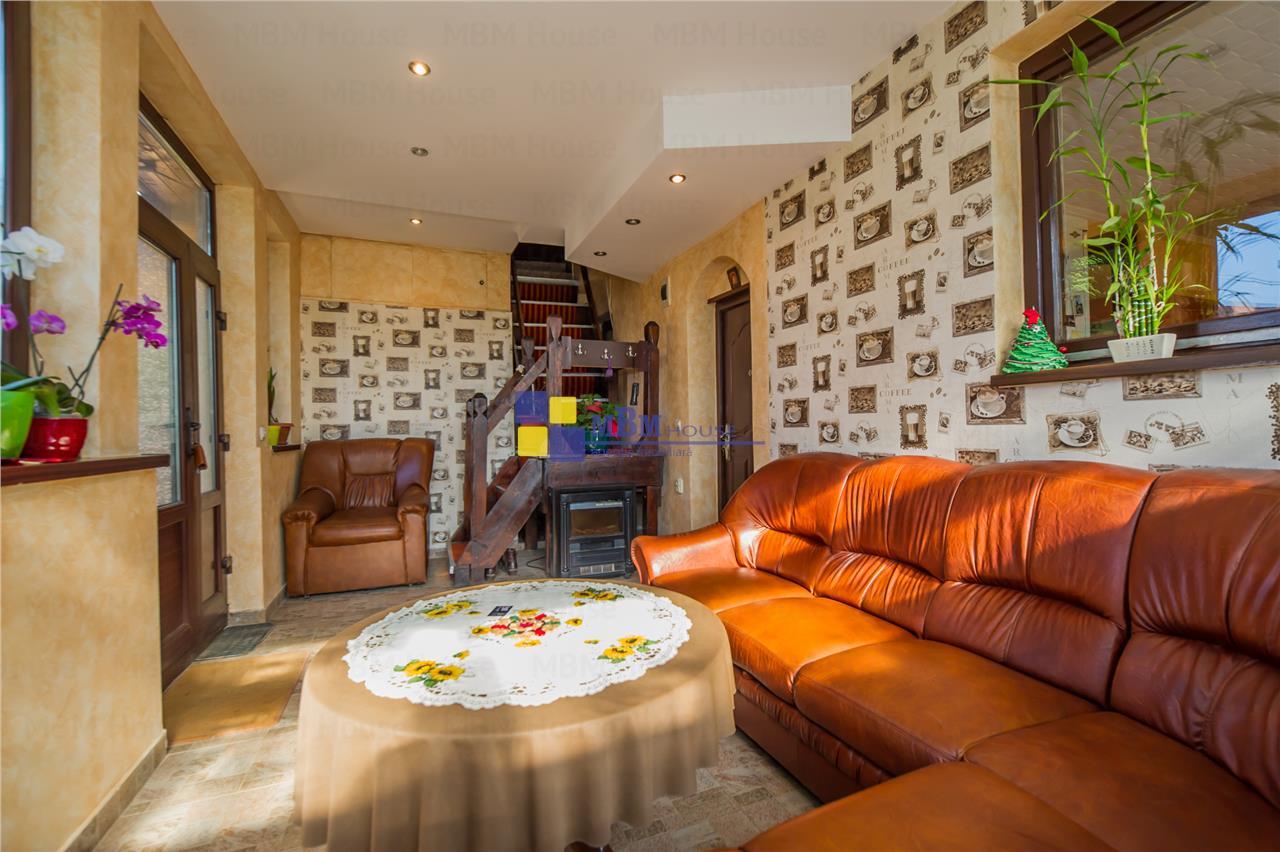 COMISION 0%Casa 4 camere, P+M, teren 450mp