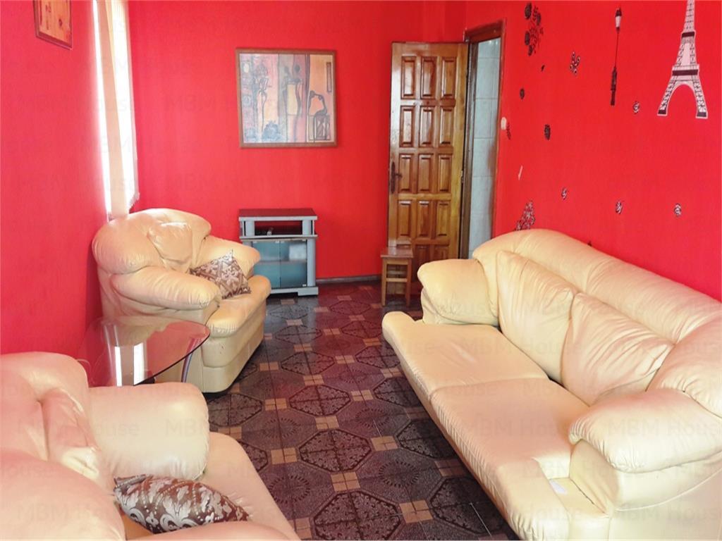 Apartament 3 camere RacadauParcul Trandafirilor