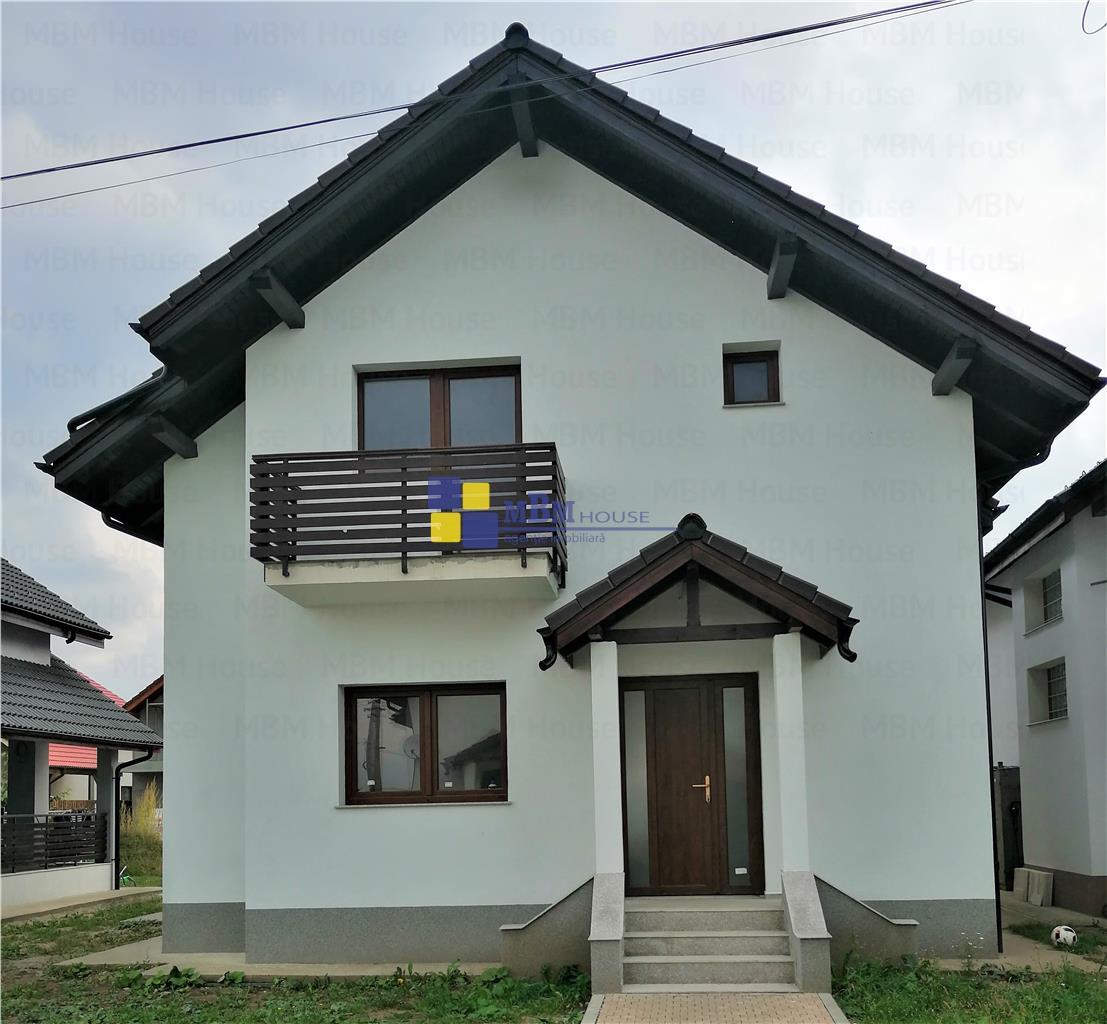 Casa Sanpetru, semifinisata
